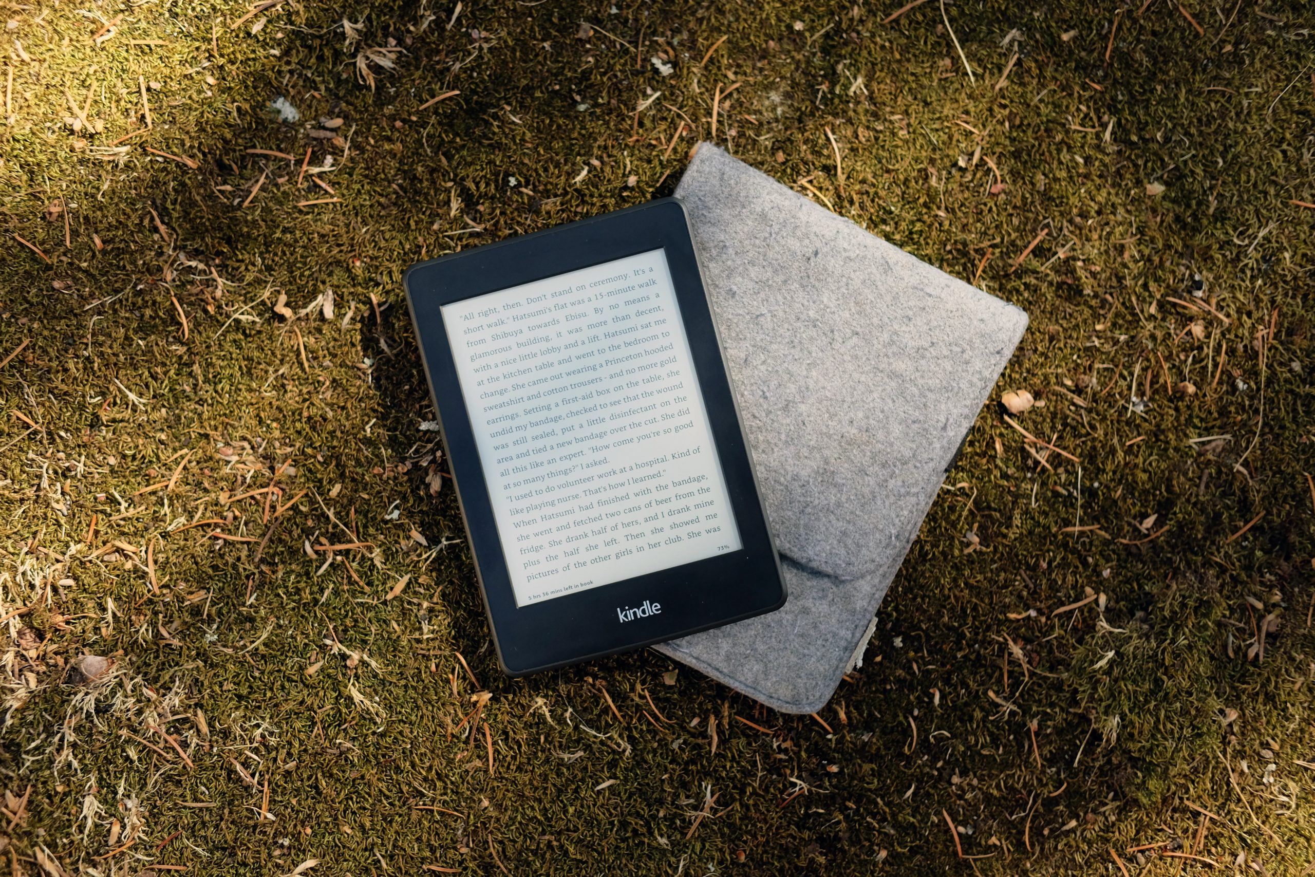 Kindle 4 Ad blocking